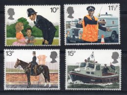 Great Britain - 1979 - 150th Anniversary Of Metropolitan Police - MNH - 1952-.... (Elizabeth II)