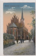 Memel. Katholische Kirche. - Lithuania