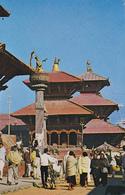 CPM ASIE NEPAL DURBAR SQUARE PATAN (Lalitpur) JOLI TIMBRE - Nepal