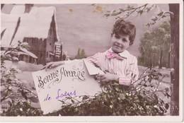 CP - BONNE ANNEE - New Year