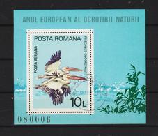 1980 -Protection De La Nature  Mi No Bloc 167 - Blocks & Kleinbögen