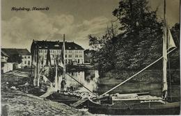 Heydekrug - Ostpr. (Silute) Heumarkt 1920 - Lithuania