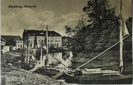 Heydekrug - Ostpr. (Silute) Heumarkt 1920 - Litauen