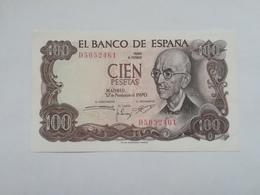 SPAGNA 100 PESETAS 1970 - [ 3] 1936-1975: Franco