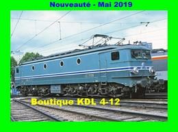 AL 579 - Loco CC 7106 Au Dépôt - PARIS CHAROLAIS - SNCF - Metropolitana, Stazioni