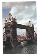 Inghilterra England London Tower Bridge Viaggiata 1963 Condizioni Come Da Scansione - London