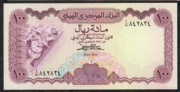 YEMEN A.R.   P21A    100  RIALS   1984    UNC. - Yemen