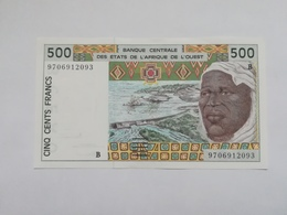 BENIN 500 FRANCS - Benin