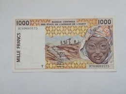 TOGO 1000 FRANCS - Togo