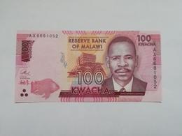 MALAWI 100 KWACHA 2016 - Malawi