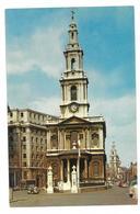 Inghilterra England London St. Mary-Le-Strand Church Non Viaggiata Condizioni Come Da Scansione - London