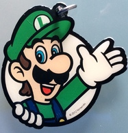 2012 SUPER MARIO ... LUIGI / Nintendo 2012 / Piastrina / VIDEOGAMES - Merchandising