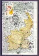 Nederland - Maximimkaarten - Michel 1370 - Maastricht 18/9/89  (RM14529) - Géographie