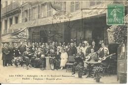 - PARIS 4ème - Bd Beaumarchais - Aubergiste Léon FARCY - Distretto: 04