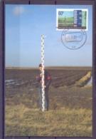 Nederland - Maximumkaarrten - Michel 1286 - Amsterdam 21/1/86  (RM14547) - Protection De L'environnement & Climat