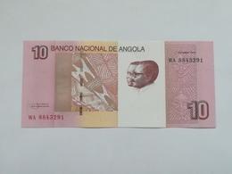 ANGOLA 10 KWANZAS 2012 - Angola