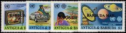Barbuda 1983 World Communications Year Unmounted Mint. - Barbuda (...-1981)