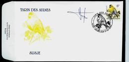FDC Du N° 2665  Tarin Des Aulnes  -  Sijsje   Obl. Gembloux  05/10/1996 - 1985-.. Oiseaux (Buzin)