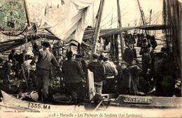 13] Bouches-du-Rhône > Marseille > Petits Métiers - Artesanos