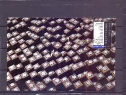 Nederland - Maximumkaarten - Michel 1445 - Westerbork 25/8/92  (RM14611) - WO2