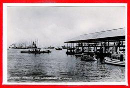 ASIE - CEYLON - Sri Lanka - Harbour - Sri Lanka (Ceylon)