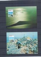 Nederland  - Maximumkaarten - Michel 1176/79  -  7/4/81  (RM14658) - Géographie