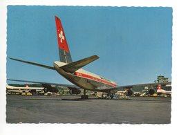 ZÜRICH-KLOTEN Flughafen Flugzeug Swissair Stempel Seenachtfest 30. Juni 1962 - ZH Zurich
