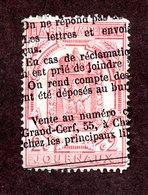 France Journaux N°9 Oblitéré TB Cote 115 Euros !! - Journaux