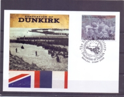 Gambia - Evacuation Of Dunkirk - Banjul 9/5/2005   (RM13863) - Guerre Mondiale (Seconde)