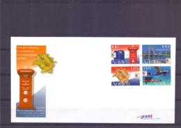 Nederlandse Antillen - FDC - World Stamp Exhibition Washington 2006 -  (RM13878) - Filatelistische Tentoonstellingen