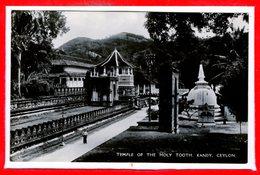 ASIE - CEYLON - Sri Lanka -- Temple - Sri Lanka (Ceylon)