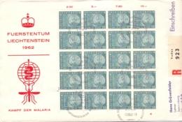 Liechtenstein - Kampf Der Malaria - 2/8/62   (RM13964) - Maladies