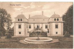 Slovakia Eperjes/Prešov  Harsagi Castle 1911 - Slovacchia