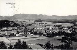 WINDISCHGRAZ - SLOVENJ GRADEC; Ort, Kirche, Verlag Bastiantschitz Windischgraz 1912, 3.8.1912 - Slowenien