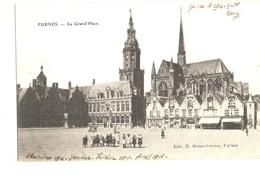 FURNES La Grand' Place - Bélgica