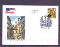 Rep. Österreich - Ersttag - Schönlaterngasse  - Michel 2499 - Wien 13/10/2004  (RM14073) - Holidays & Tourism