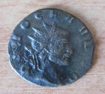 Empire Romain - Monnaie Antoninien Claude II Le Gothique (270) - Revers à L'Aigle CONSECRATIO - Achat Immédiat - 5. L'Anarchie Militaire (235 à 284)