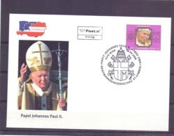Rep. Österreich - Ersttag - Papst Johannes Paul II  - Michel 2521 - Wien 14/4/2005   (RM14091) - Papas