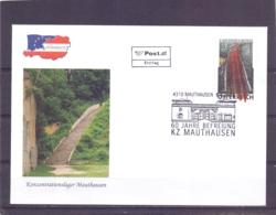 Rep. Österreich - Ersttag - 60 Jahre  Befreiung Mauthausen  - Michel 2528-  Mauthausen 6/5/2005   (RM14094) - WW2