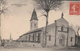 03 - ETROUSSAT - L' Eglise - France