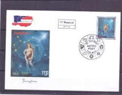 Rep. Österreich - Ersttag - Astro Post Virgo - Michel 2540  - Wien 22/7/2005  (RM14111) - Astrologie