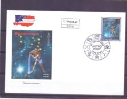 Rep. Österreich - Ersttag - Astro Post Aquarius - Michel 2568 - Wien 20/1/2006  (RM14118) - Astrologie