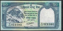 NEPAL P79 50 RUPEES  Dated 2015 Signature 17  UNC. - Nepal