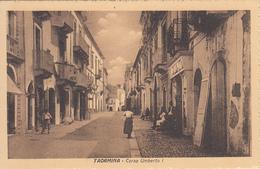 Taormina - Coso Umberto I - Italië