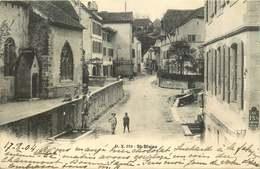 SUISSE  SAINT BLAISE - NE Neuchâtel
