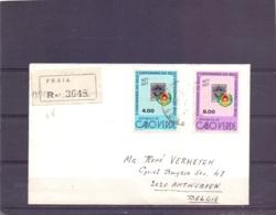 Cabo Verde - 10 Centenario Do Selo  (RM14293) - Timbres Sur Timbres