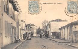 40-SORE- RUE BROUSTRA - Sore