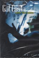 Gal Costa Canta Tom Jobim - DVD - Concerto E Musica