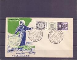India Portuguesa - Exposicao Filatelica - Goa 4/12/52   (RM14330) - Timbres Sur Timbres