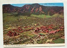 USA - AK 350223 Colorado - Boulder - University Of Colorado - Sonstige